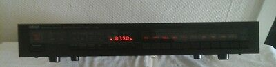 Yamaha Natural Sound FM/AM Stereo Tuner T-700