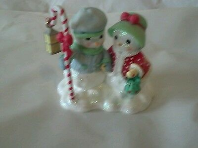 Precious Moments Snowfriends Collection Making The Season Merry & Bright New