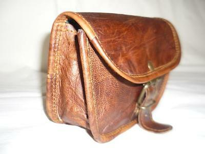 Handmade Goat Leather Money Pouch Bum Bag Fanny Pack BP Billy Goat Designs