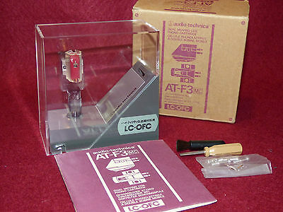 AUDIO-TECHNICA AT – F3 Dual Moving Coil Phono Cartridge