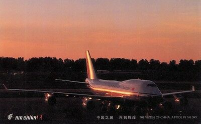Flugzeuge , airplanes, AIR CHINA