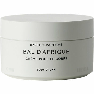 Byredo -  Bal d'Afrique - Body Cream - Crema Corpo  vaso 200ml