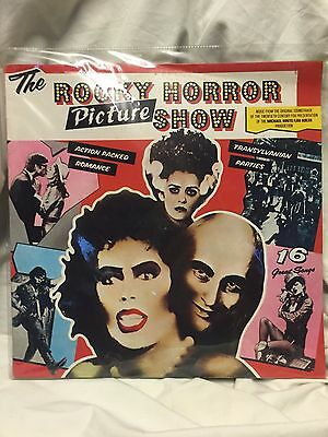 Rocky Horror Picture Show LP/Record 1975