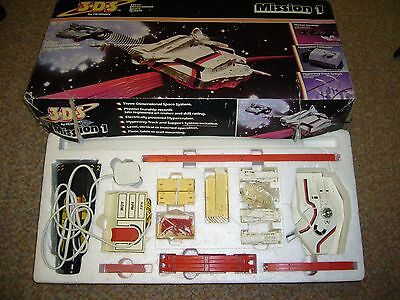 1980's Hornby 3.D.S. Three Dimensional Space System Game - Boxed