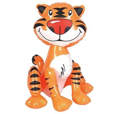 Inflatable Blow Up Toy Tiger Pool Party Novelty Decoration New