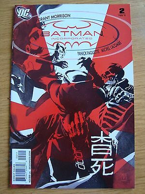 Batman Incorporated vol 1 (DC) issue 2