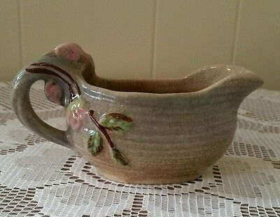 Milk Cream Jug by Shorter and Sons. Made in England