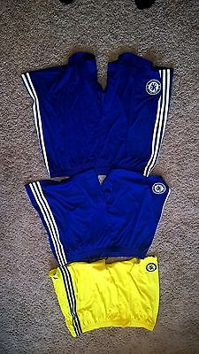 Chelsea Fc Football Shorts X3