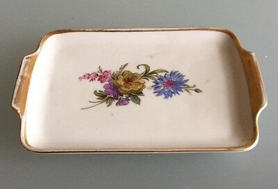 Alboth & Kaiser Germain China Butter Dish