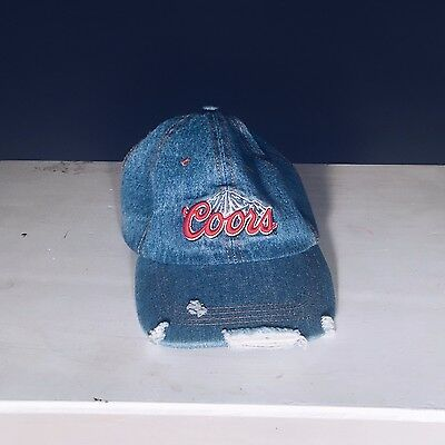 Coors Beer Merchandise Hat one size fits all exclusive merch USA BEER