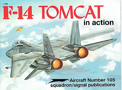 Aircraft 105 F-14 TOMCAT in action