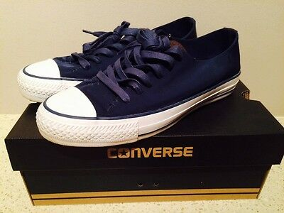 Ladies Converse Shoes Size 8 Brand New Navy
