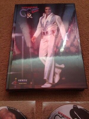 Elvis Wahoo From Omaha Cd  /DVD Book Combo New And Sealed
