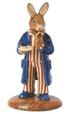 Royal Doulton limited edition Aussie Breakfast Bunnykins DB514 (NIB)