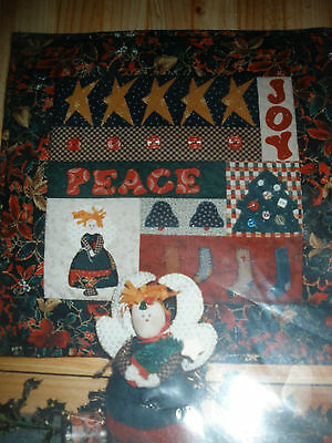 Angel dumpling cloth doll and quilt pattern