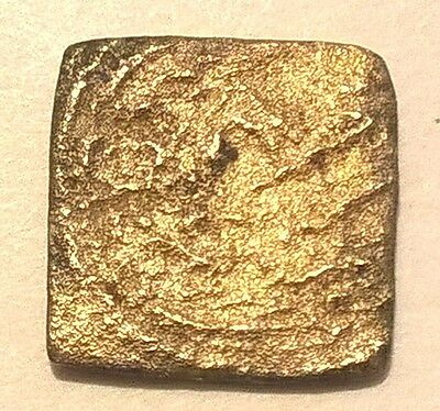 Unknown Old Gold Brass Coloured? Coin?