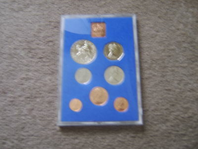 Royal Mint 7 Coin Proof Set 1977