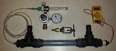 Continuous Mixer/Mixing Kit/Stick for SCUBA Nitrox/Trimix/Gas Mixing