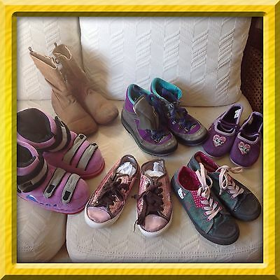 lot chaussures,bottes,chaussons,baskets,fille pointure 30