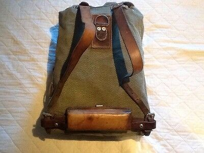 Very RARE ! Swiss Army Salt And Pepper city Pack Rucksack Backpack