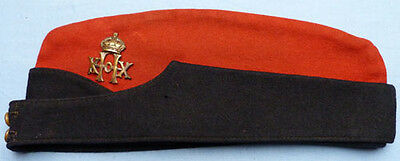 Scarce And Original C.ww1 20Th Hussars Soldier's Forage Cap
