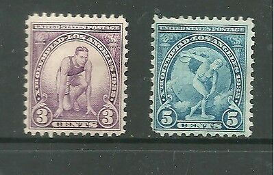 United States 1932 mint stamps