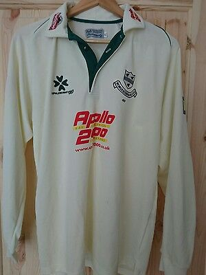 worcestershire county cricket players shirt