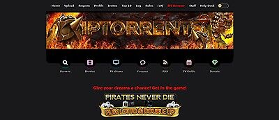 torrent - Iptorrents invites