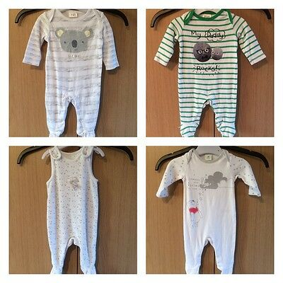 Bundle Of Baby Suits Age 0-3 Months