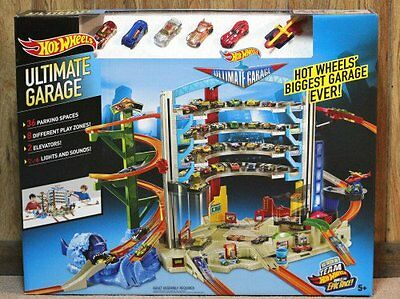 Hot Wheels Ultimate Garage- COLLECTION ONLY