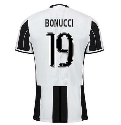 Juventus Home jersey bonucci 19 for size XL