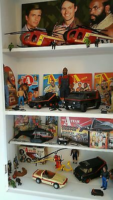 A-team 1980s toys, figures massive collection!