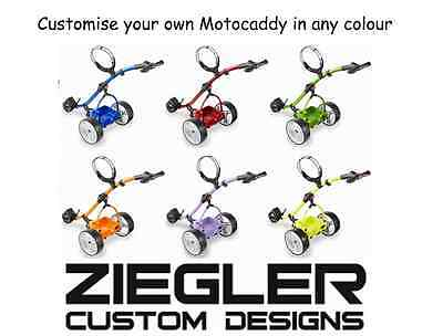 Ziegler Custom Service Motocaddy S1, S1 PRO,S3 PRO S7 Electric Golf Trolley FROM