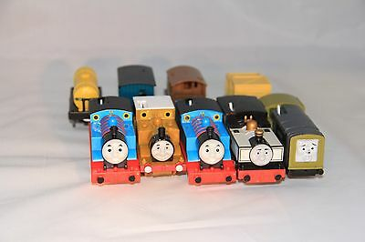 Thomas and Friends TrackMaster Trains Lot with RARE Dodge Engine