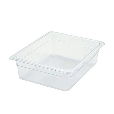 Winco SP7204 1/2 Size Pan, 4-Inch