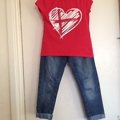 Girls Outfit Age 8/9