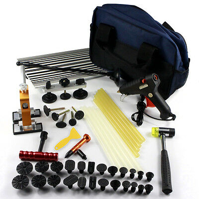 PDR Repair Line Board Removal Puller Lifter Paintless Dent Hail Hammer Tool Kits