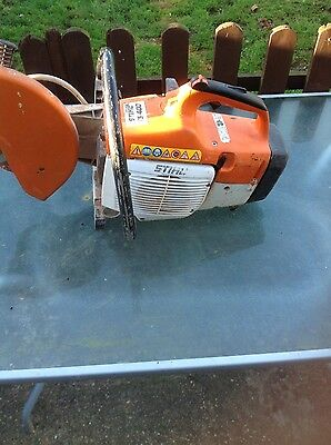 Stihl ts 400. Spares or repairs