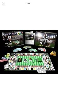 Tactico - Football Board Game. Brand new And Sealed.