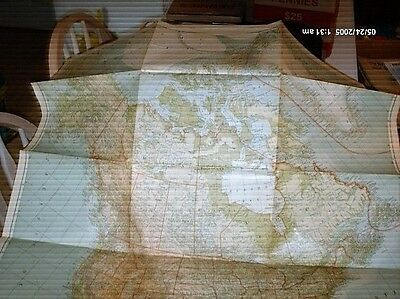 """NORTH AMERICA MAP National Geographic 1924 Huge 28"""" x 38"""""""
