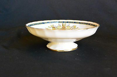 Prince of Wales Investiture, COMMEMORATIVE FOOTED BOWL, 1969