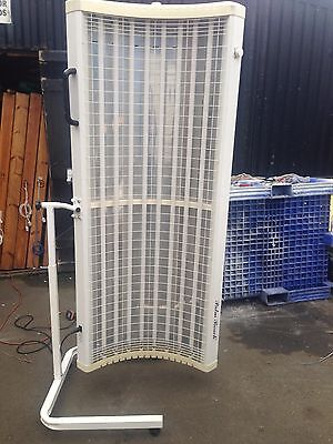 8t 90w White palm beach canopy sunbed 01740655557 for delivery£ most of uk 10280