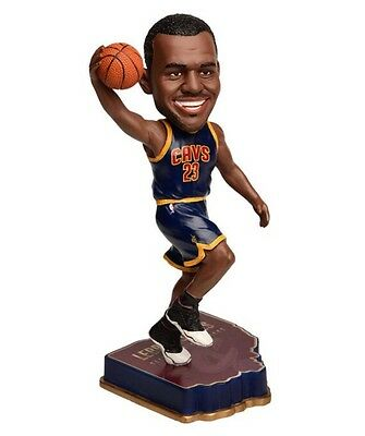 "LeBRON JAMES Cleveland Cavaliers EXCLUSIVE ""State of Ohio"" Bobblehead NIB"