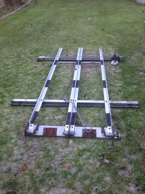 ford transit roof rack swb