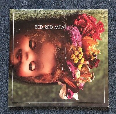 Red Red Meat Bunny Gets Paid Vinyl LP 1995 Original Pressing On Sub Pop Records