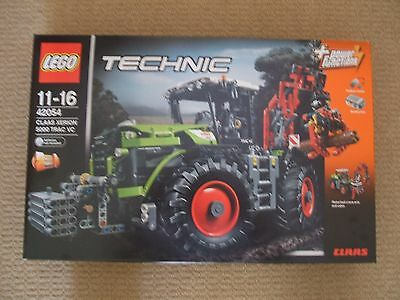 LEGO Technic CLAAS XERION 5000 TRAC VC 42054 Factory SEALED