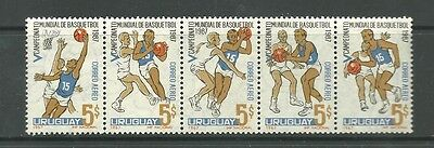 Uruguay 1967 Mint Stamps
