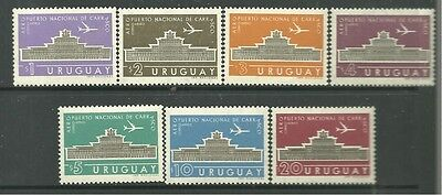 Uruguay 1961 Mint Stamps