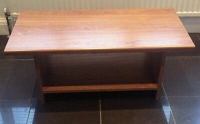 Oak Style Veneer TV Stand / Coffee Table