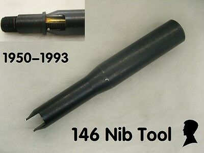 1950-1993 Montblanc 146 Nib Removal Tool Fountain Pen Repair Restore